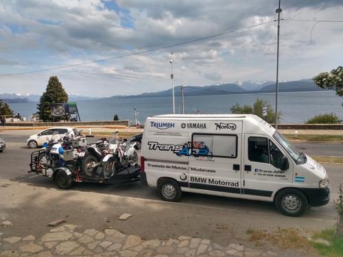 traslados de motos cuatriciclos utv y mudanzas en general