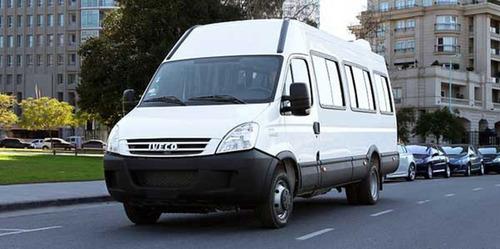 traslados de pasajeros en minibus la plata - buenos aires