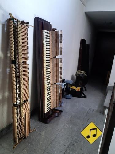 traslados de pianos