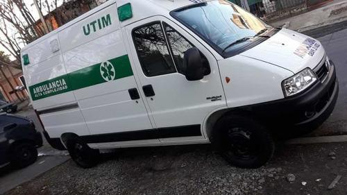 traslados en ambulancia