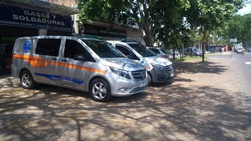 traslados en ambulancia al interior y exterior cocheria