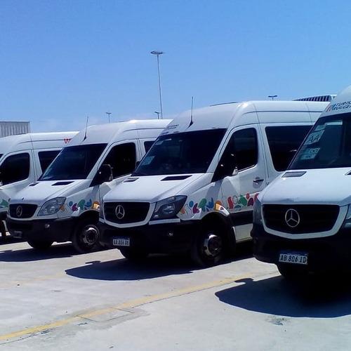 traslados para empresas. combis y minibuses.