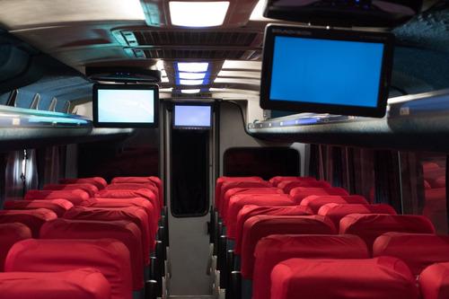 traslados viajes turismo omnibus 50 pasajeros