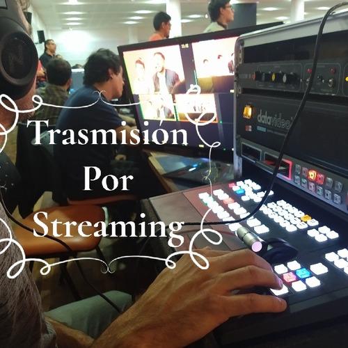 trasmisión full hd streaming video  cctv alquiler