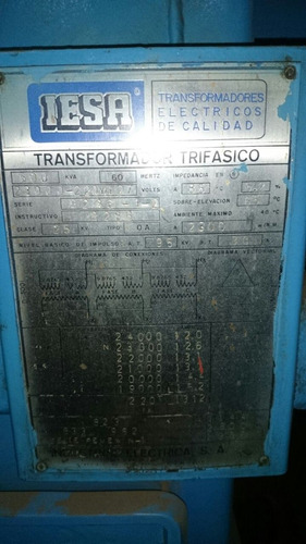 trasnformador  electrico