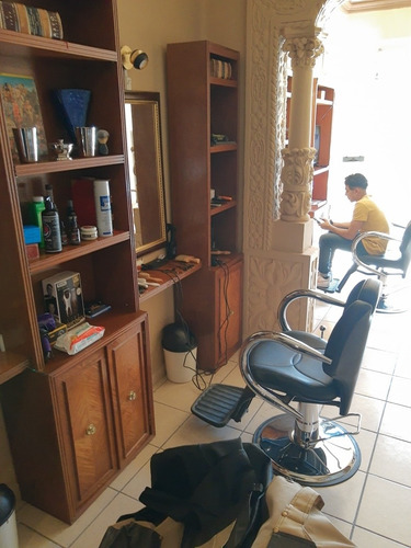 traspaso barberia