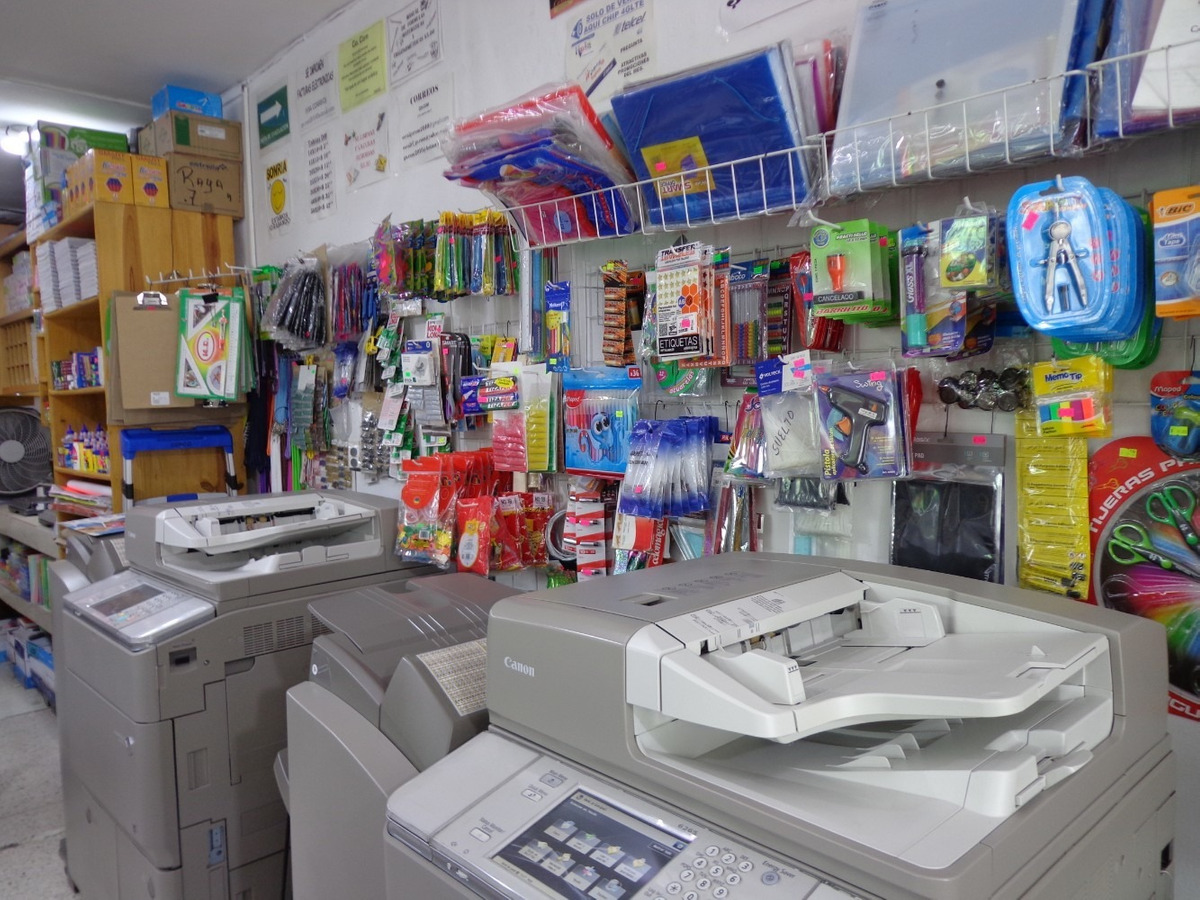 traspaso centro de fotocopiado e impresion digital