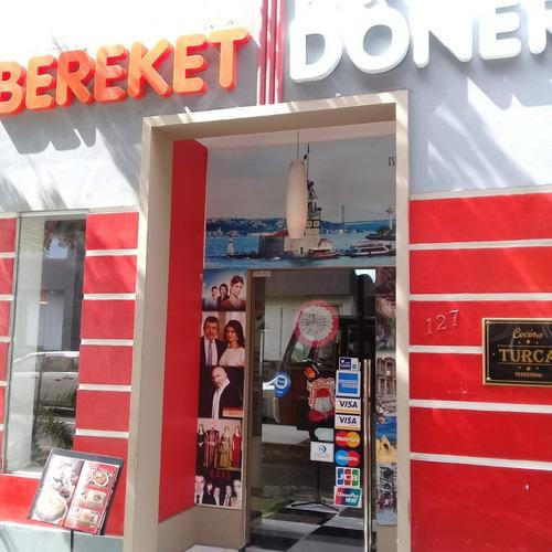 traspaso de cocina turca(comida rapida.insuperable en precio