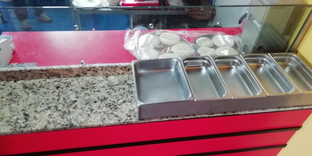 traspaso de local fuente de sodas completamente equipado