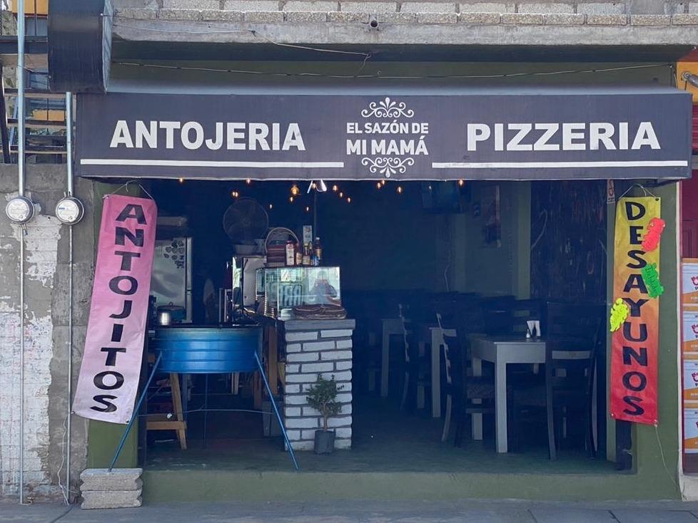 traspaso de negocio de comida y pizzas excelente ubicación