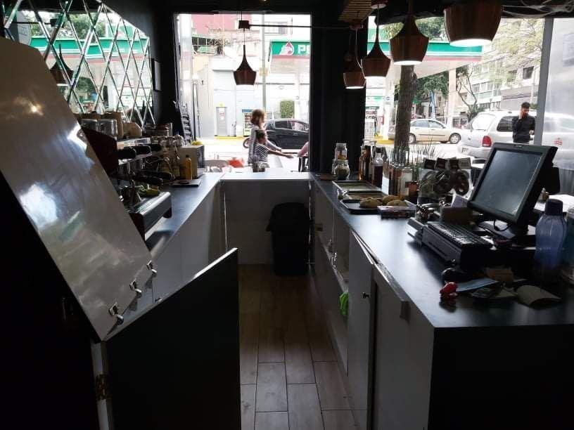 traspaso  en venta de cafetería en la roma norte