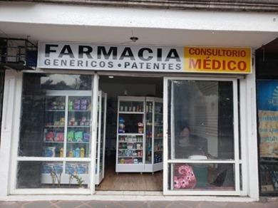 traspaso farmacia en pleno centro histórico