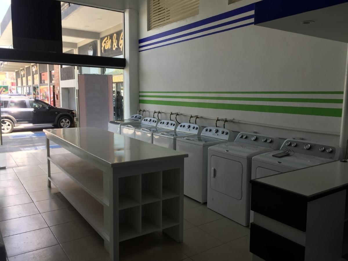 traspaso lavanderia nueva en plaza bios cerca de las animas