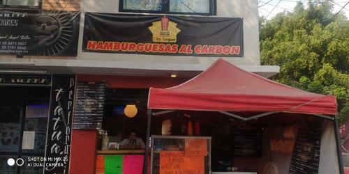 traspaso local de hamburguesas y alitas