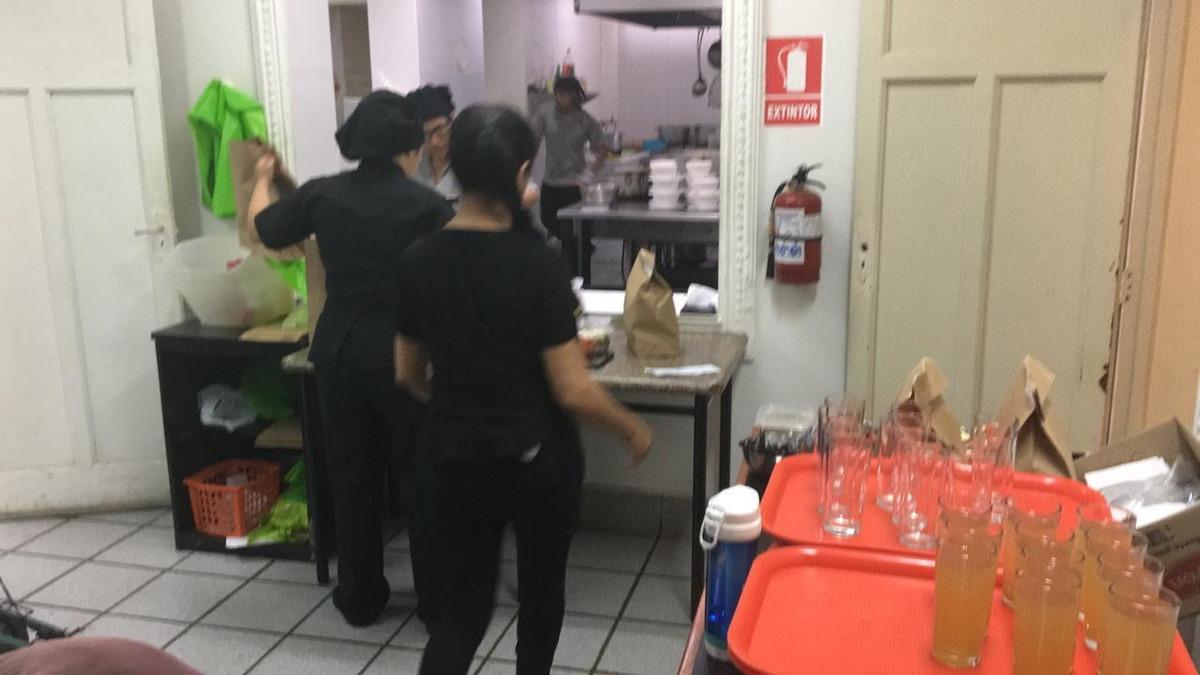 traspaso local restaurant