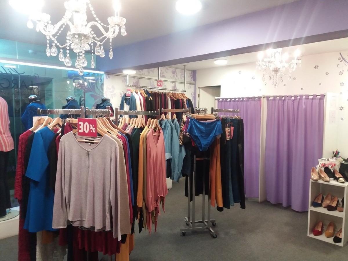traspaso negocio con marca y tienda de ropa en surco higuere