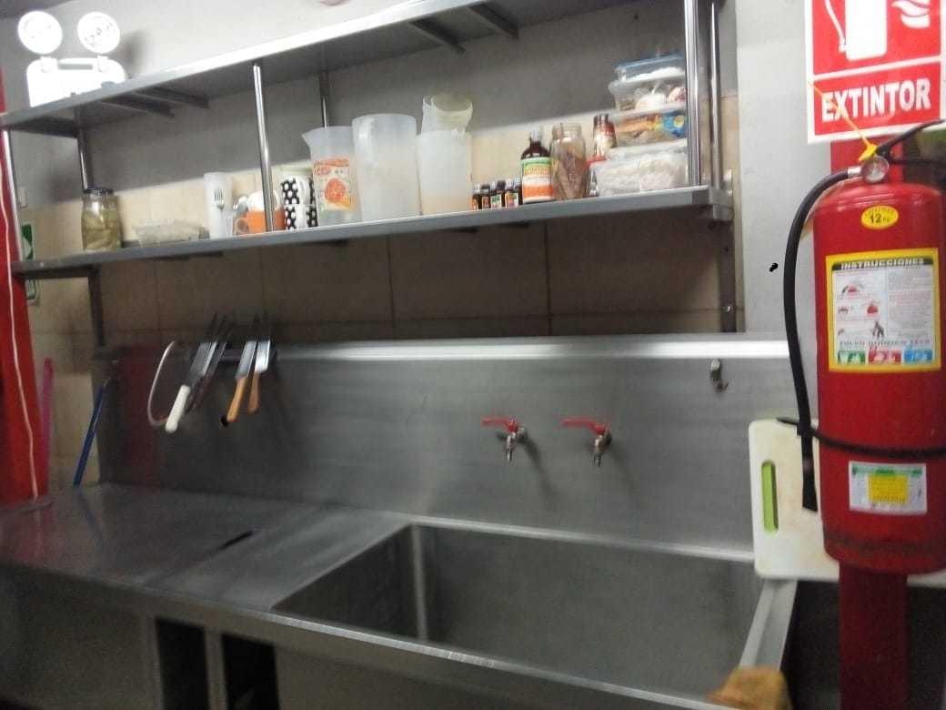 traspaso negocio de alimentos: solo delivery