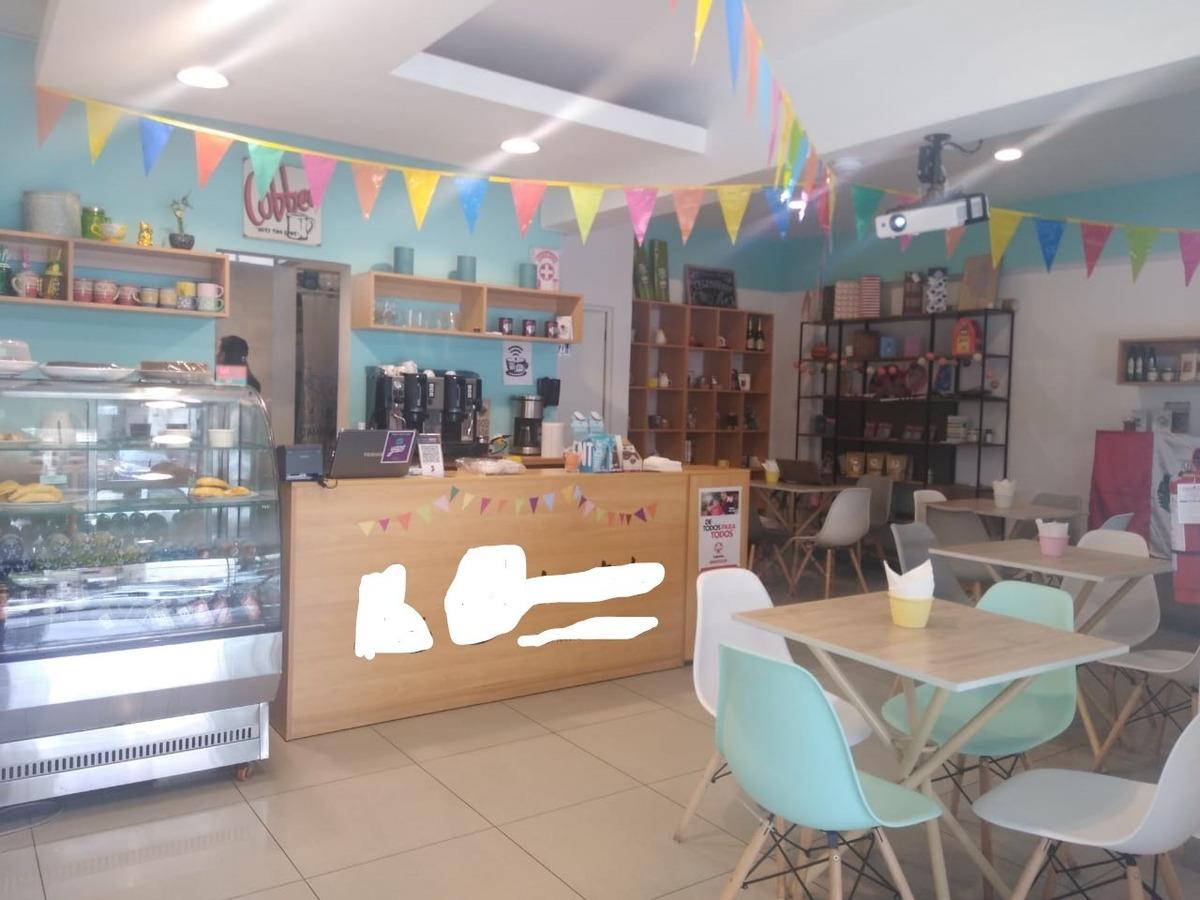 traspaso oportunidad única: cafetería restobar gourmet