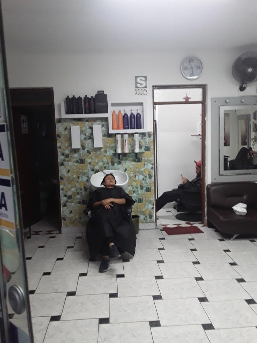 traspaso peluqueria jesus maria ocacion