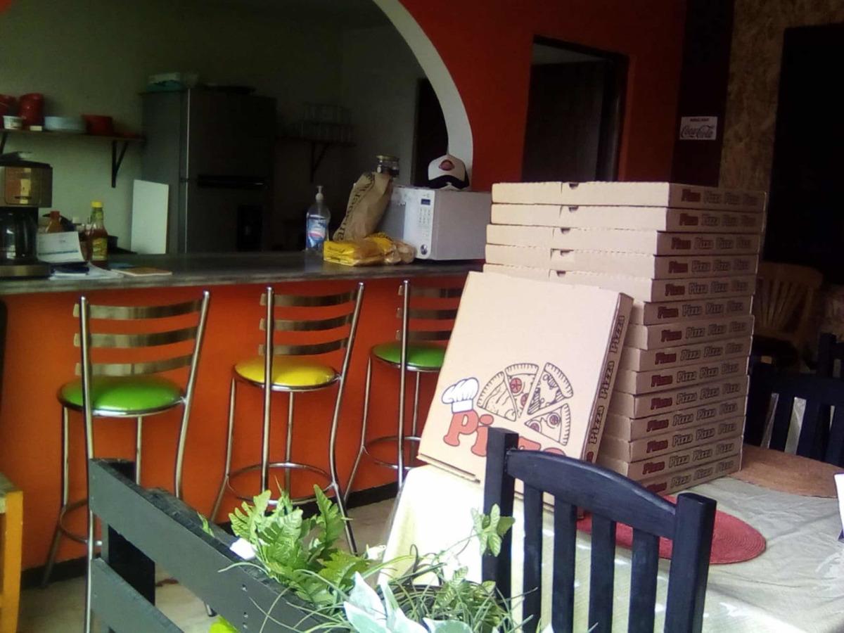 traspaso pizzería en toluca urge!!