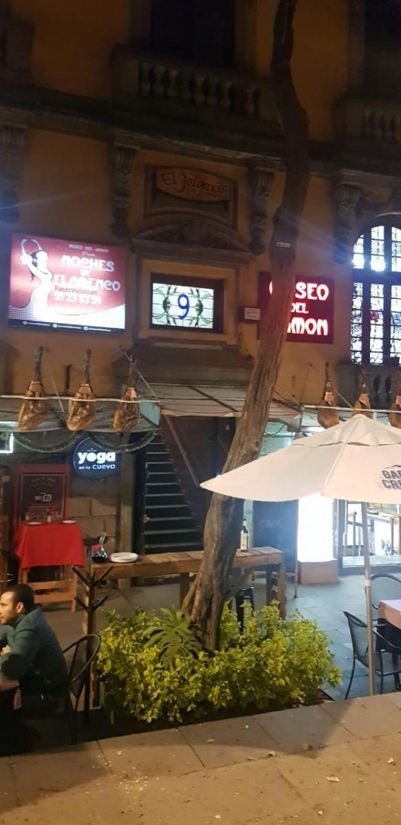 traspaso restaurante museo del jamón
