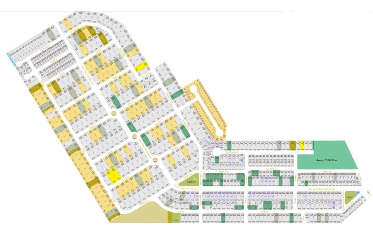 traspaso terreno de 1000 m2 en zona residencial