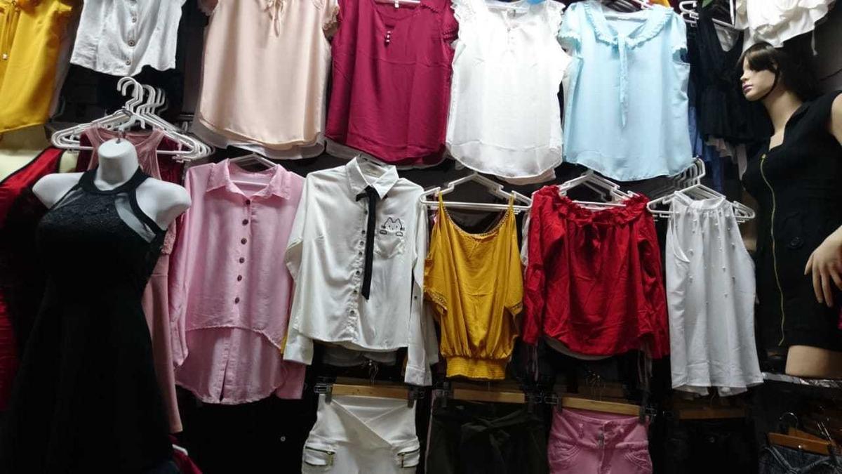 traspaso tienda ropa de mujer galeria oasis mercado ciudad