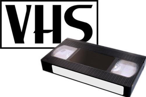 traspaso vhs y 8mm a digital. 5 mil por cassette
