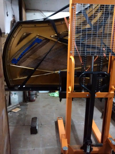 trasporte de pianos con afinacion