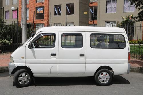 trasporte personalisado camioneta 6 pasajeros particular
