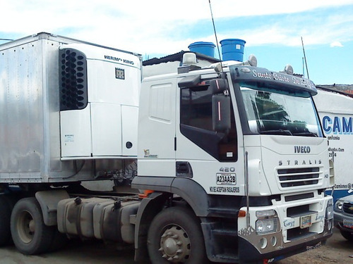 trasporte  thermo king (750 y gandola)