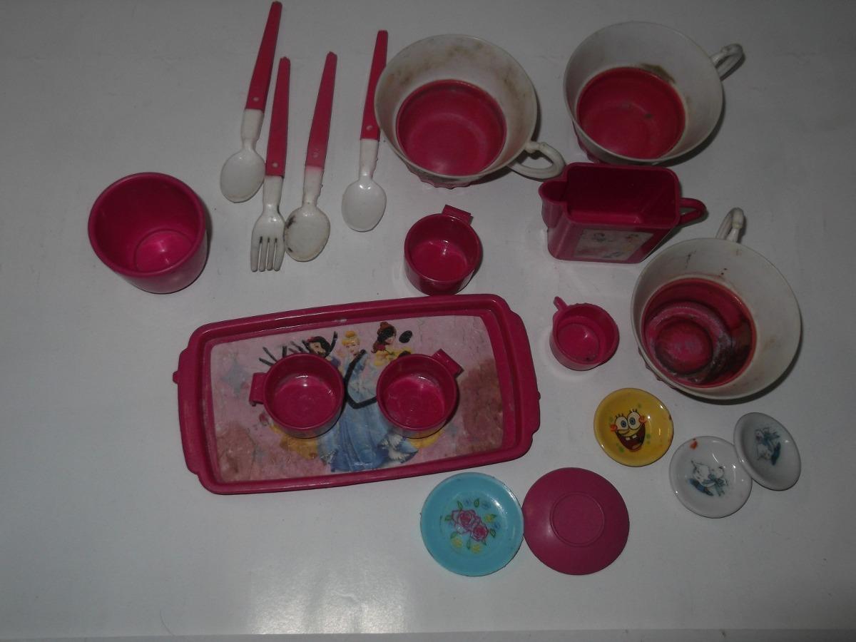 Trastes cocina verduras lote juguetes disney dist0 250 for Trastes de cocina
