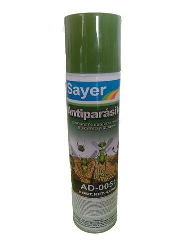 trata madera fungicida en spray -elimina comejen o termitas-