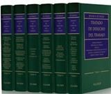 tratado de derecho del trabajo - 6 tomos. ( de diego)
