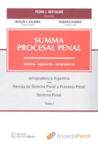 tratado de derecho procesal penal comentado 6 tomos.nuevo