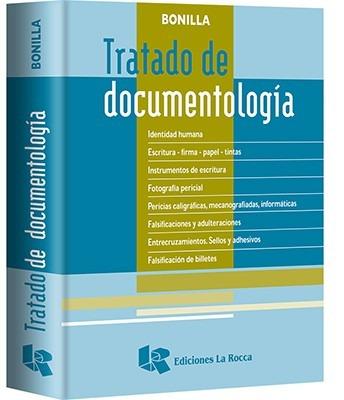 tratado de documentología - bonilla (2014)