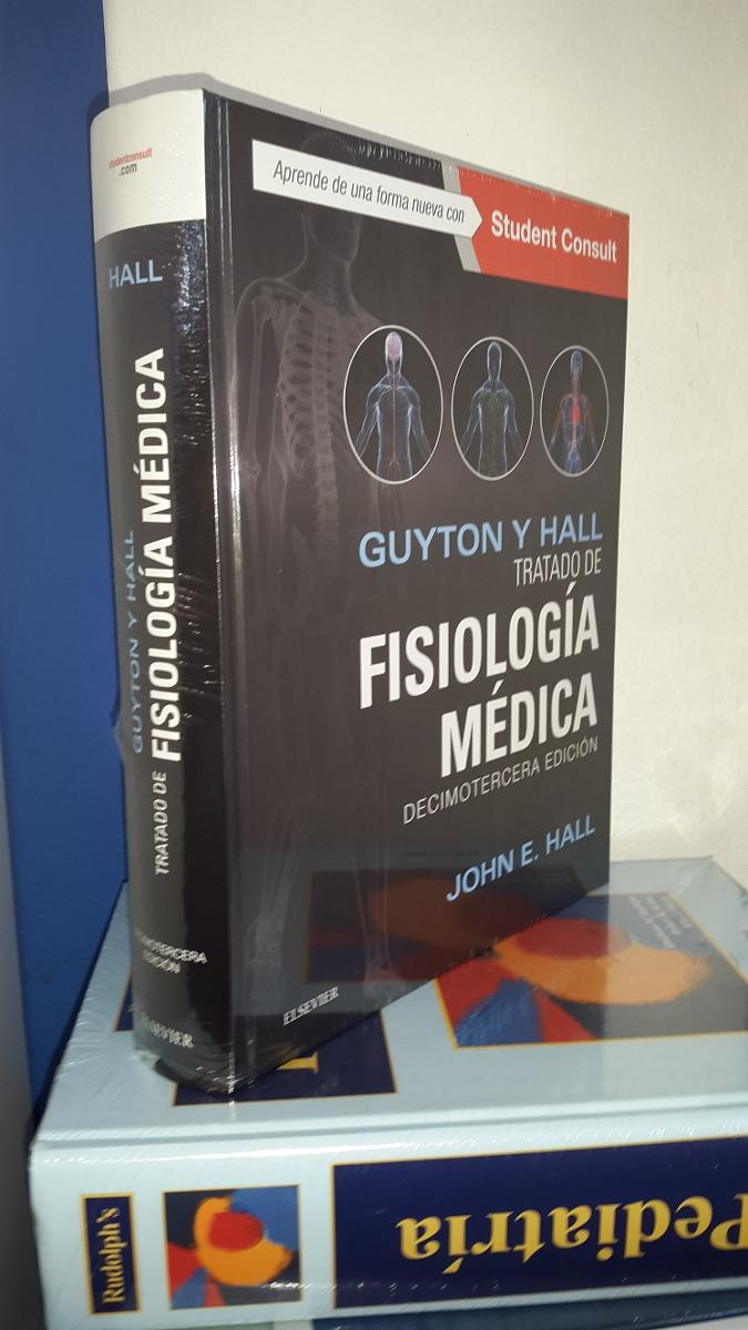 Tratado De Fisiologia Medica 13ªed Guyton - $ 4.500,00 en Mercado Libre