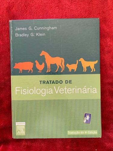 tratado de fisiologia veterinária - cunningham