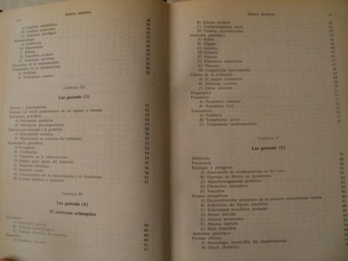 tratado de ginecología/patología obstetrica {botella llusia}
