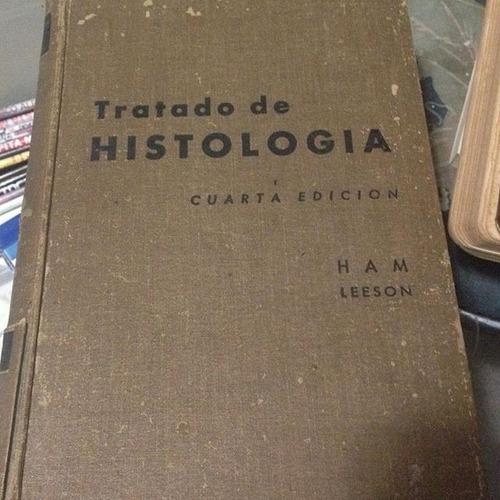 tratado de histología de ham/leeson
