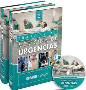 tratado de medicina de urgencias oceano envio gratis