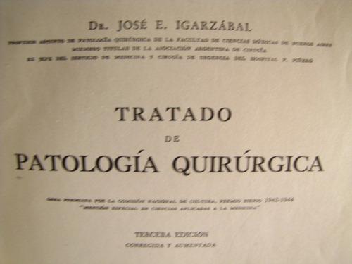 tratado de patologia quirurgica