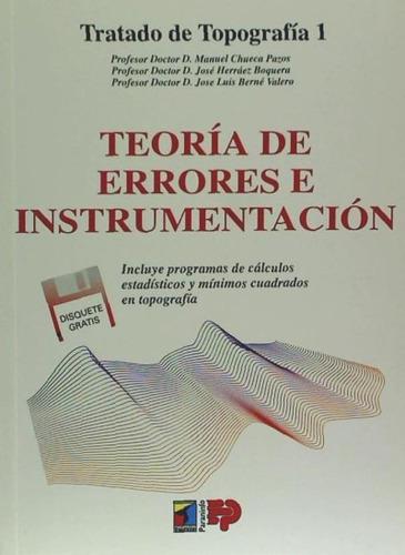 tratado de topografía tomo i. teoría de errores e instrument