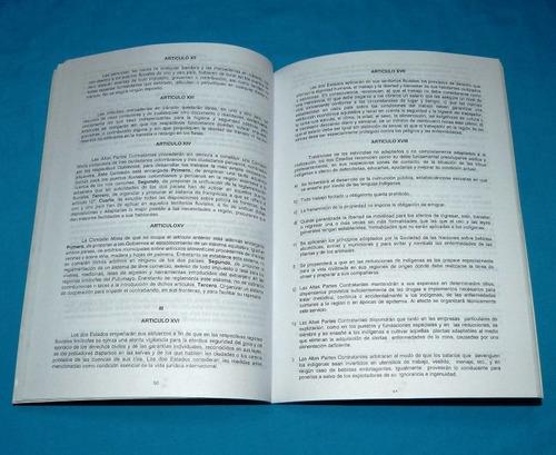 tratados y convenios aduana perú chile ecuador bolivia brasi