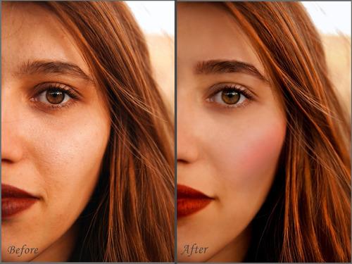 tratamento e manipulação de fotos