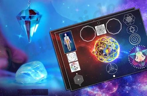 tratamento espiritual com a mesa radiônica quântica el