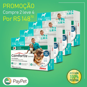 6490c1aabf Higiene E Limpeza Tratamentos Anti Pulgas Comprimidos em São Paulo Zona  Leste no Mercado Livre Brasil