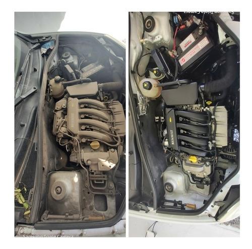 tratamiento acrílico, limpieza de motor y de tapizados...
