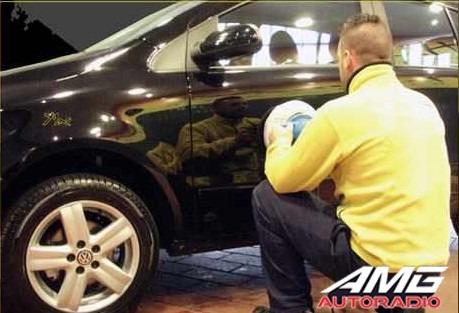 tratamiento acrilico lustrado no teflon pulido auto sonax