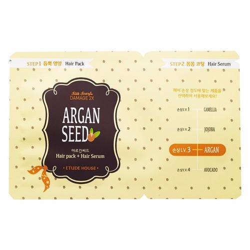 tratamiento capilar argan de etude house * cosmética coreana